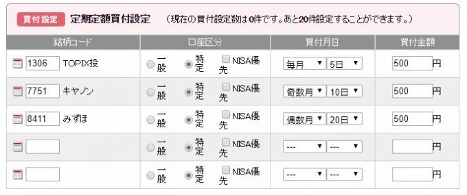 SMBC日興証券キンカブ