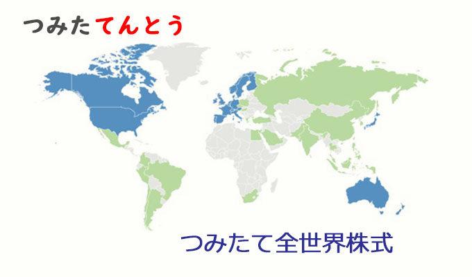 つみたて全世界株式