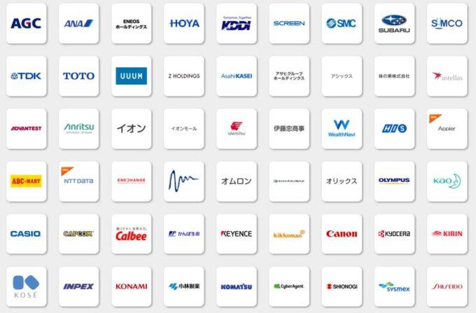 PayPay証券日本株